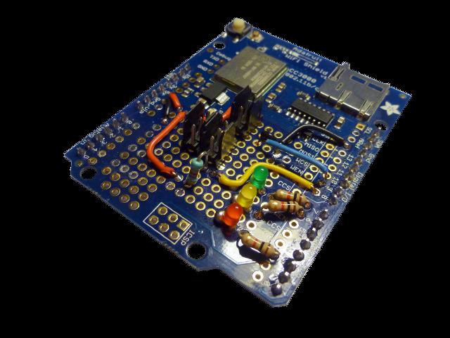 WiFridge CC3000 640x480